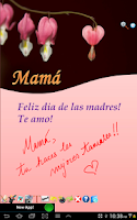 Screenshot of Mom is Best Cards! Doodle Wish