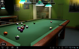 Screenshot of BILLABOOM