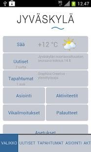 Jyväskylä - Mobiilikunta - náhled
