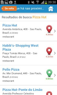 Sao Paulo Guide Map & Hotels- screenshot thumbnail