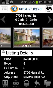 Real Estate by Smarter Agent- screenshot thumbnail