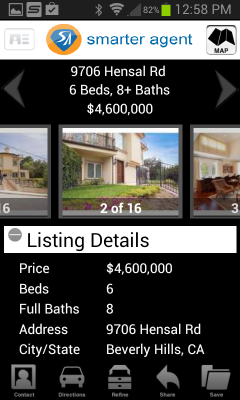 Real Estate by Smarter Agent- screenshot