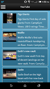 Campbell's Gymnastics- screenshot thumbnail