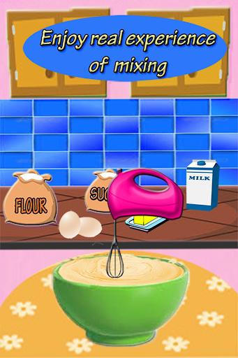Candy CupCake Maker Crazy Chef