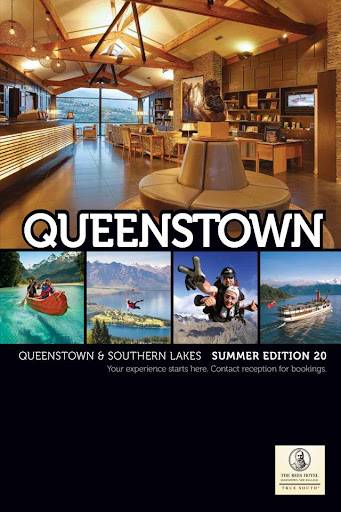 The Rees Queenstown Magazine