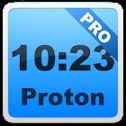 Proton Clock Widget Pro icon