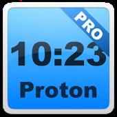 Proton Clock Widget Pro