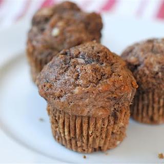 Chocolate Greek Yogurt Muffins Recipe