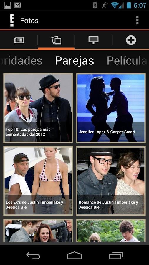 E! Latino- screenshot
