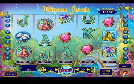 Princess Jewels Slot