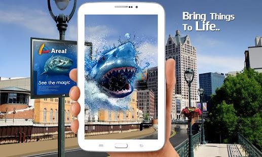 AREAL : Augmented Reality App - screenshot thumbnail