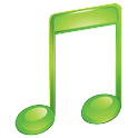 MP3 Album Of The Week Widget logo