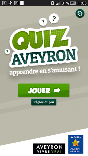 Quiz Aveyron