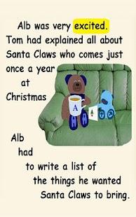 Alb and Santa Claws- screenshot thumbnail
