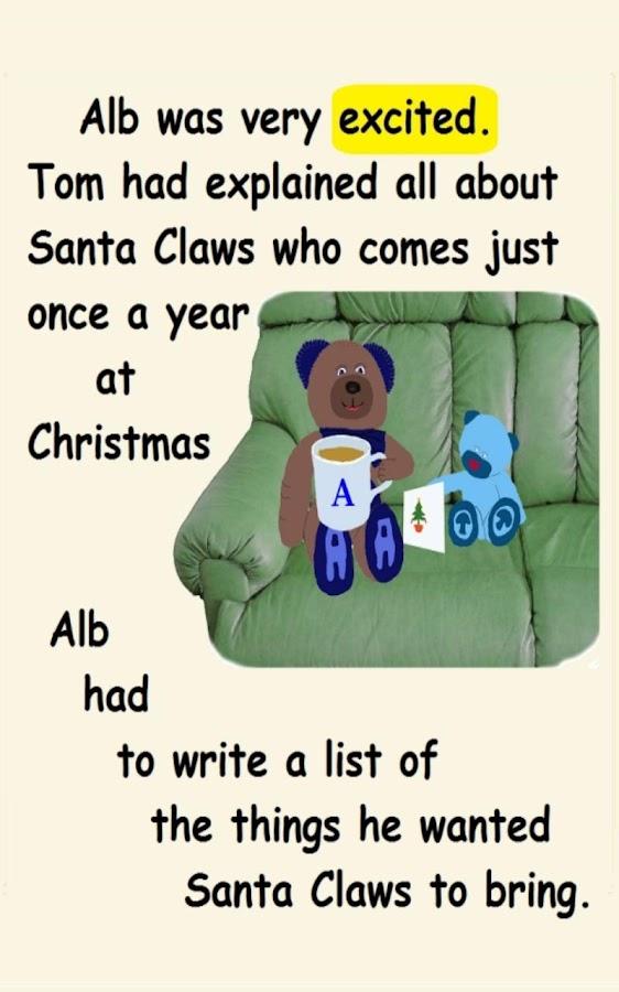 Alb and Santa Claws- screenshot