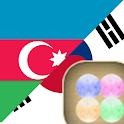 Korean Azerbaijani FREE icon