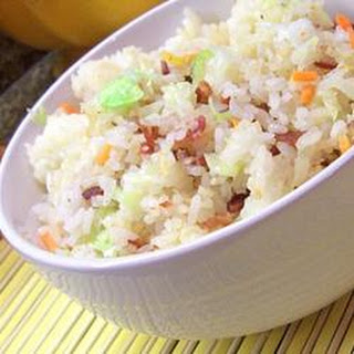 American Lite Fried Rice.
