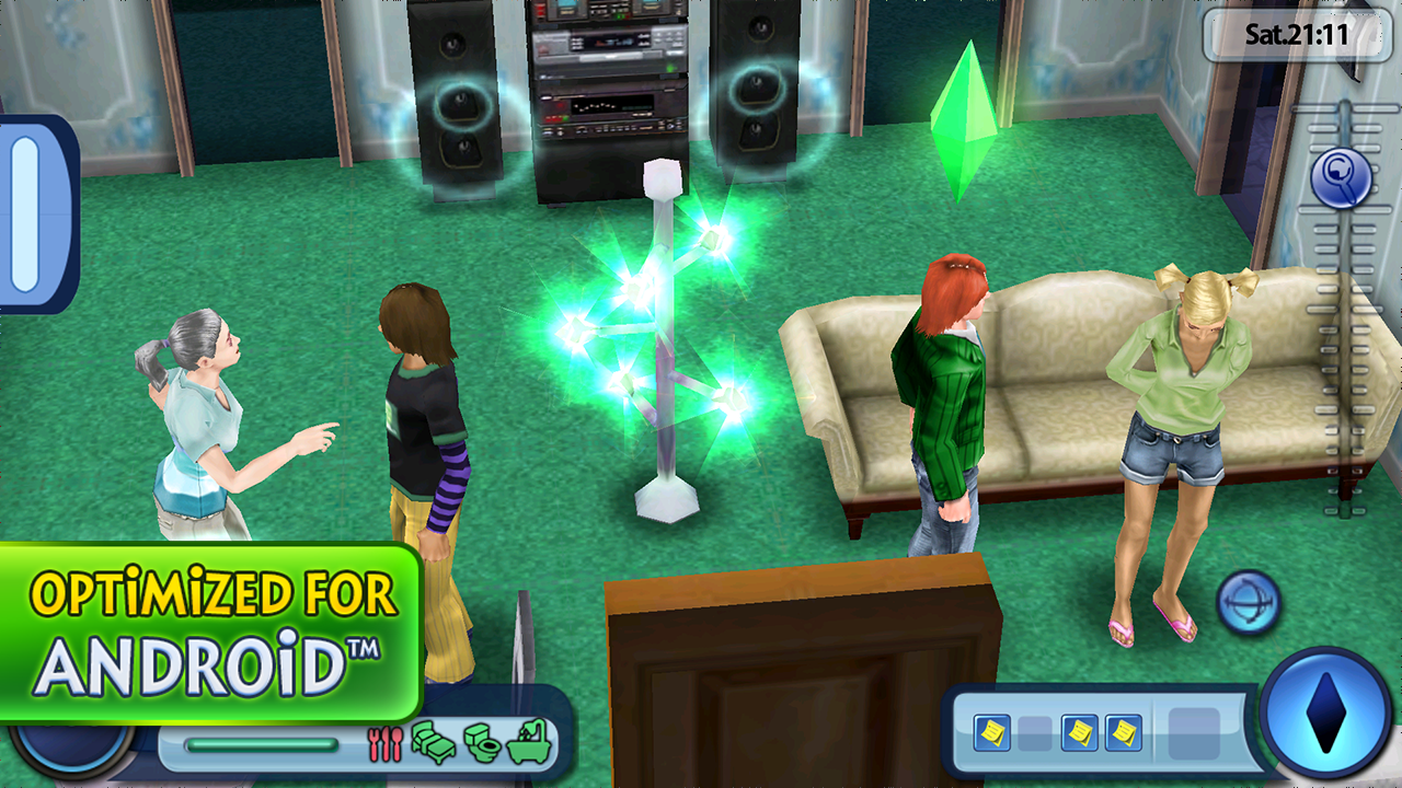 how to move individual sims out of household sims 4