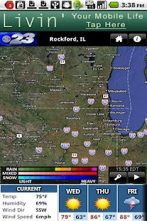 WIFR Weather - screenshot thumbnail