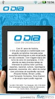 Screenshot of O Dia