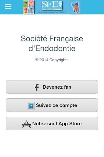Endodontie SFE