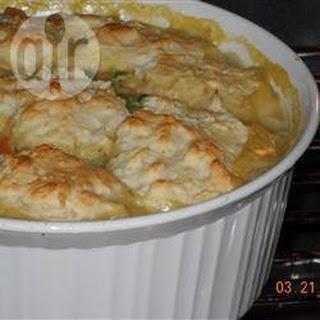 Chicken Cobbler Recipe