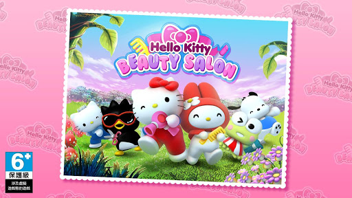 Hello Kitty Beauty Salon