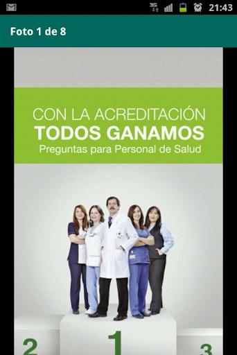 玩醫療App|Acreditación HT免費|APP試玩