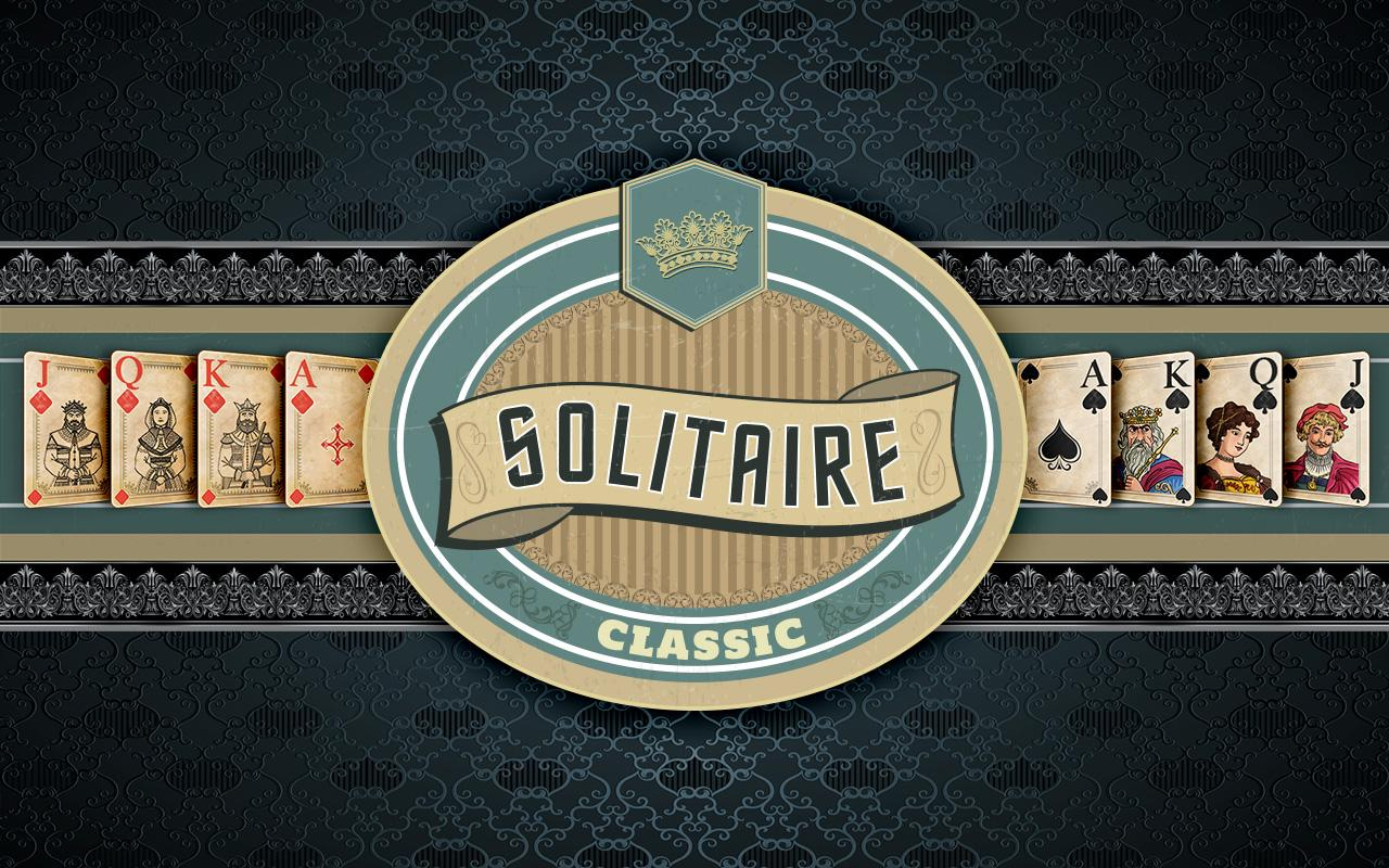 Solitaire Classic Free- screenshot