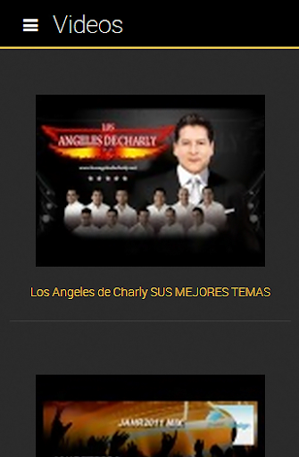 Los Angeles De Charly Fan Club