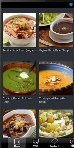 汤食谱容易