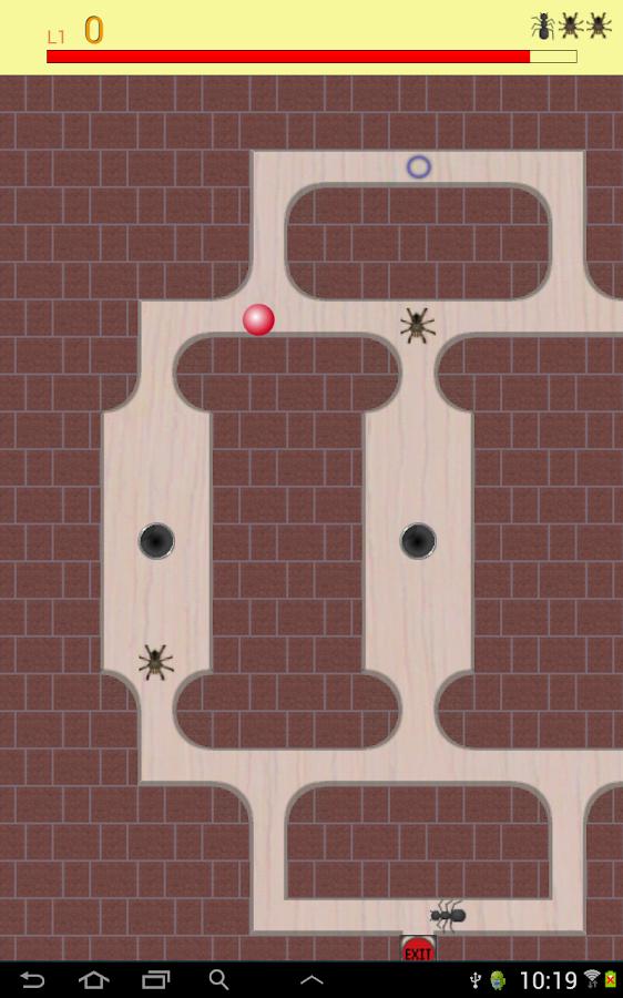 Tilt 'n' Squish - screenshot
