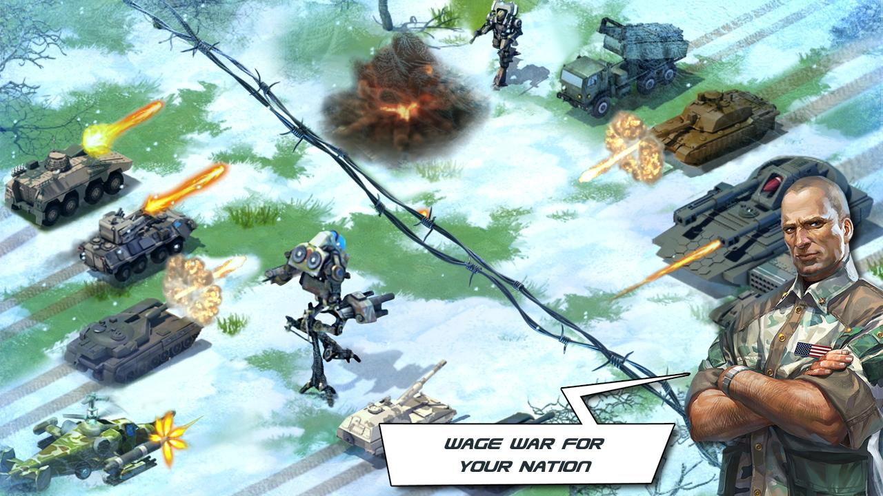 World at Arms - screenshot