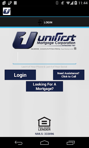 Unifirst Mortgage