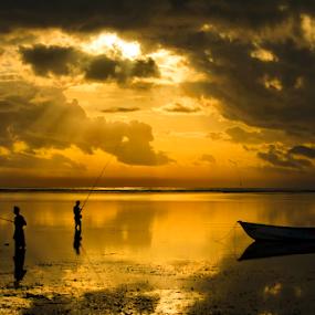 by Lim Darmawan - Landscapes Sunsets & Sunrises ( noordhoek, south africa, noordhoekchallenge )