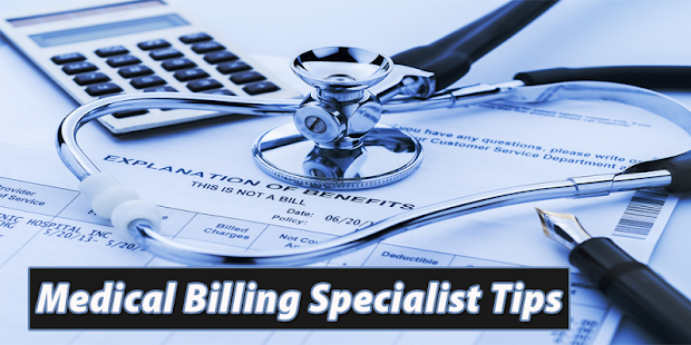 Medical Billing Specialist Tip