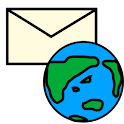 aGPSMail – Automatic GPS Mail logo