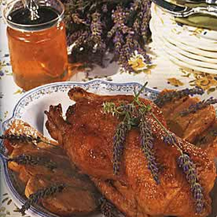 Duck with Honey Recipe