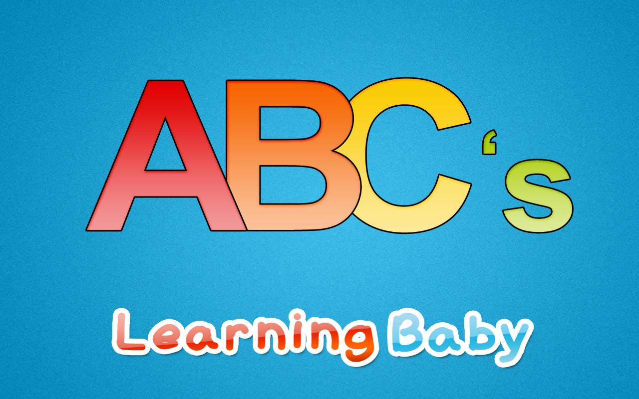 Baby ABC's - New Baby ABC App!- screenshot