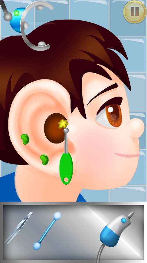 Little Ear Doctor - screenshot