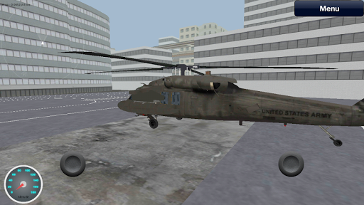 Helicopter Flight Sim