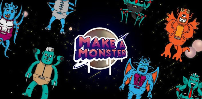 Make a Monster 1.0.0 apk