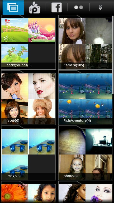 PicsArt Viewer - screenshot