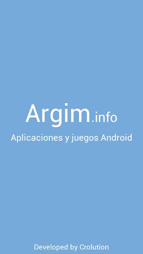 Argim - Juegos y aplicaciones