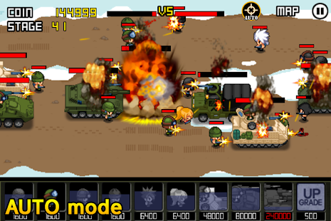 Army Wars Friends - screenshot thumbnail