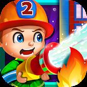 Fireman Hero - Rescue Mission