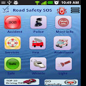 road safety sos