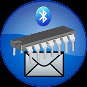 PIC32BLUE+ (Bluetooth control)
