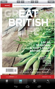 Eat British - Seasonal Recipes - screenshot thumbnail