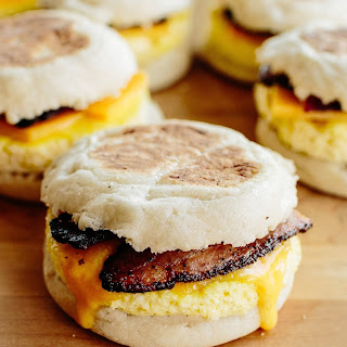 How To Make Freezer-Friendly Breakfast Sandwiches
